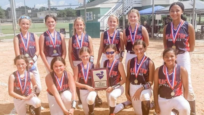 YOUTH SB: Bluffton Ponytails punch ticket to SCAP state tourney