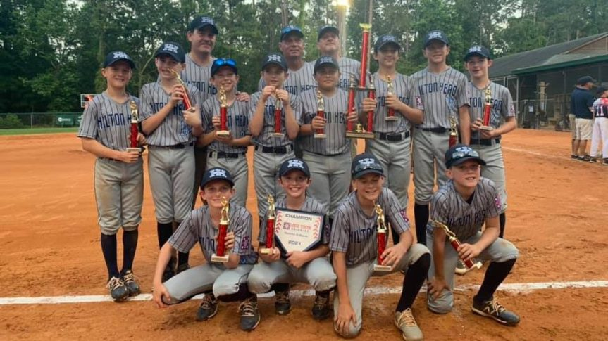 YOUTH BSB: Hilton Head sweeps to O-Zone district crown