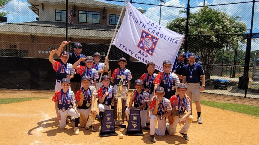 YOUTH BSB: Resilient Bluffton American claims Minors (10U) state title, Sportsmanship Award