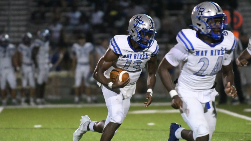 HSFB: Sharks join Warriors in top 10 of S.C. Prep Football Media Poll