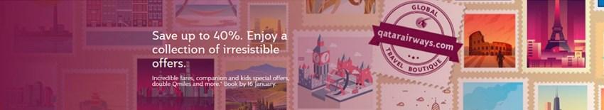 Qatar Airways Travel Butique