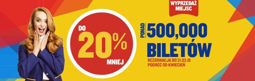 Ryanair big sale 500 000