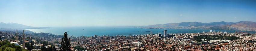 Панорама Ізміру