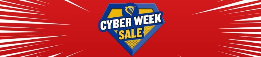 Ryanair cyber week розпродаж