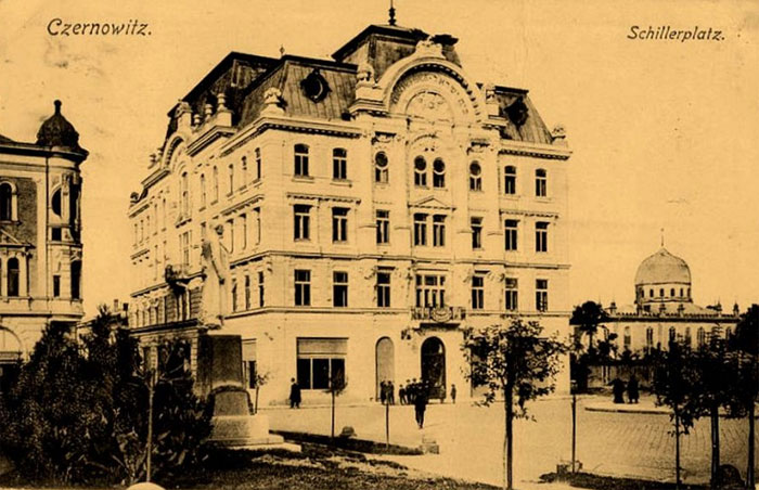 Єврейський будинок (Чернівці)