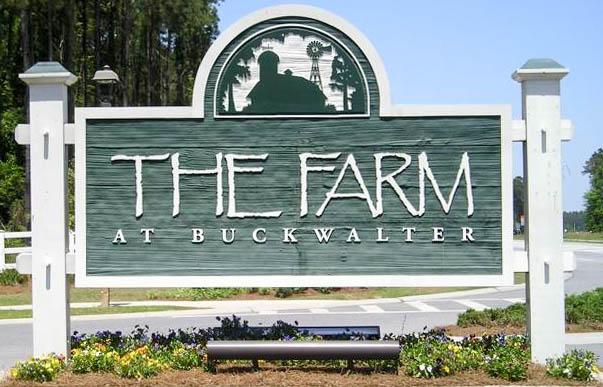 At Home in Bluffton's The Farm at Buckwalter