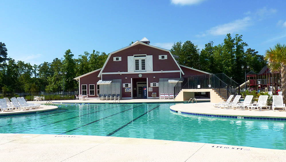 at home in bluffton s the farm at buckwalter yost group properties