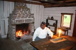 Joe McGill Cabin Stay Magnolia Plantation
