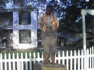 Naomi Carter Auction Block Texas