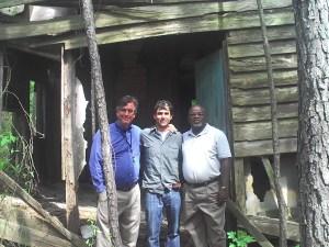 Laurelwood Plantation Slave Dwelling