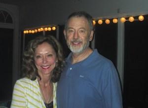 Nancy and Bill Malloy
