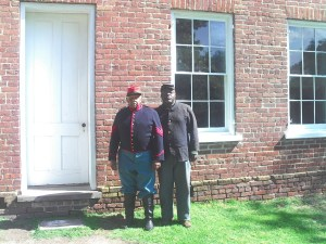 Fred Sweet Corn Johnson and Joseph McGill