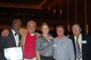 Seashore Farmers Lodge NTHP Award