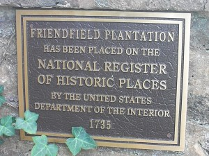 Friendfield Plantation