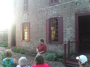 Paul Garbarini Addresses Attendees
