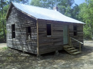Exterior of Slave Dwelling