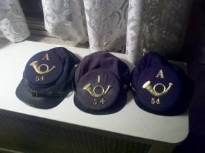 54th Mass Caps