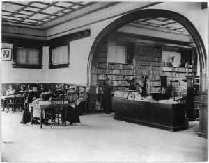 Claflin Library at Claflin University, Orangeburg, S.C. LOC 3b29627r