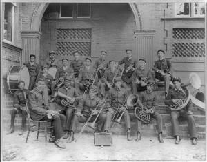 Claflin Univ., Orangeburg, S.C. ca. 1900 LOC 3a36169r