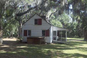 Wormsloe Cabin