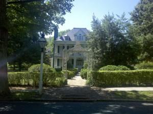 Hall House Grounds