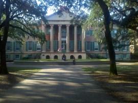 Randall Hall CofC