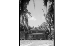 Pooshee Plantation House