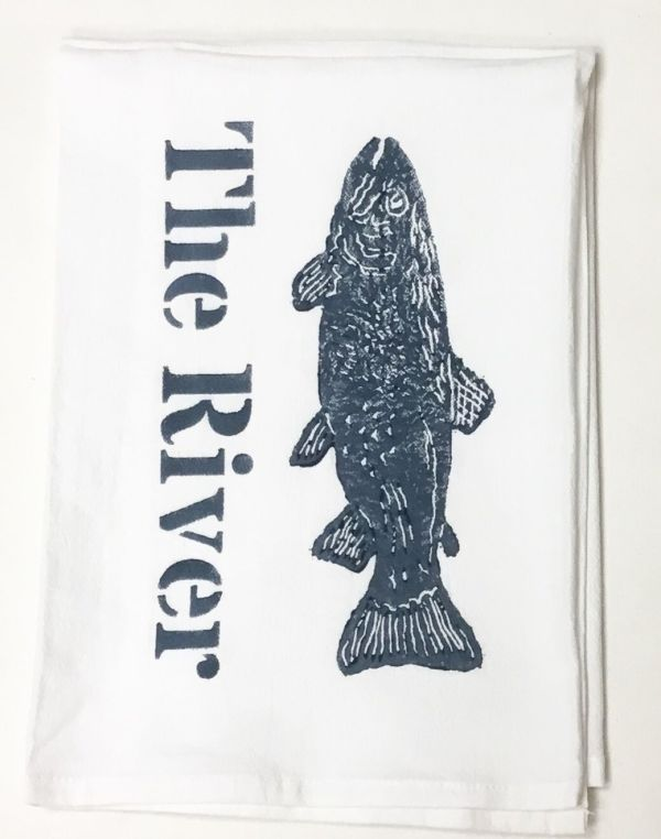 The River towel