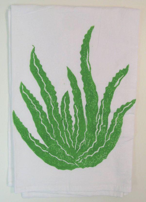 aloe towel