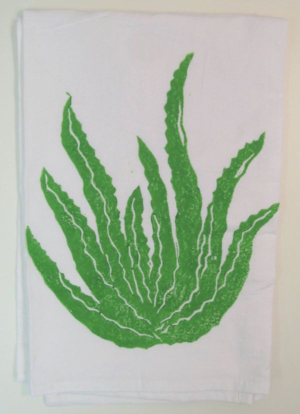 aloe towel