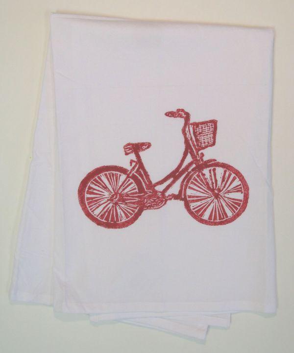 bicycle towel