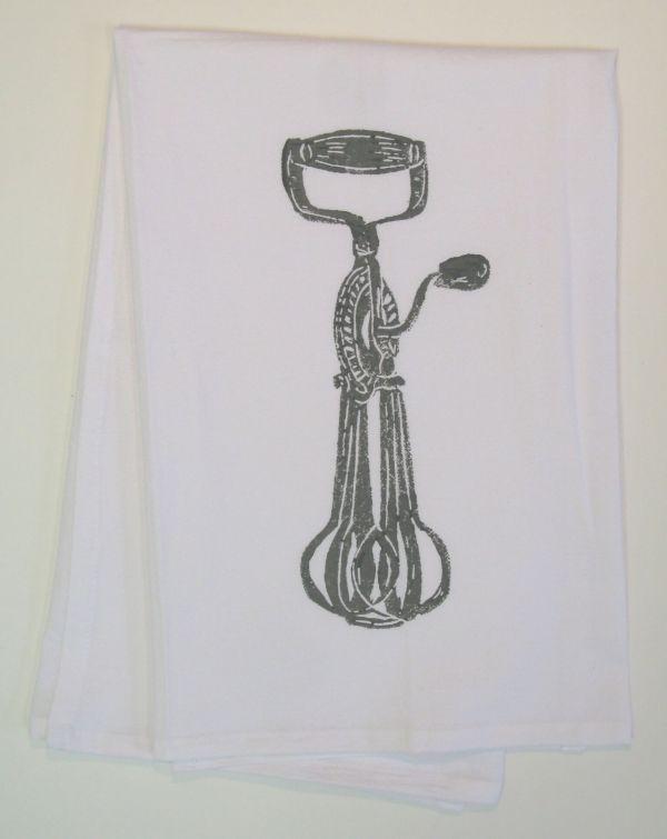 eggbeater towel