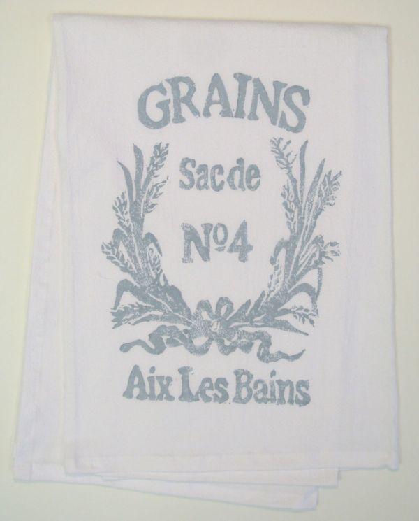 grains all towel