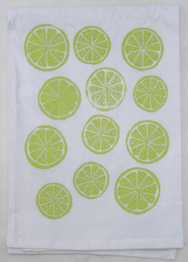 limes towel