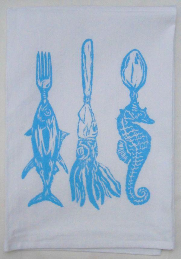 seaware towel