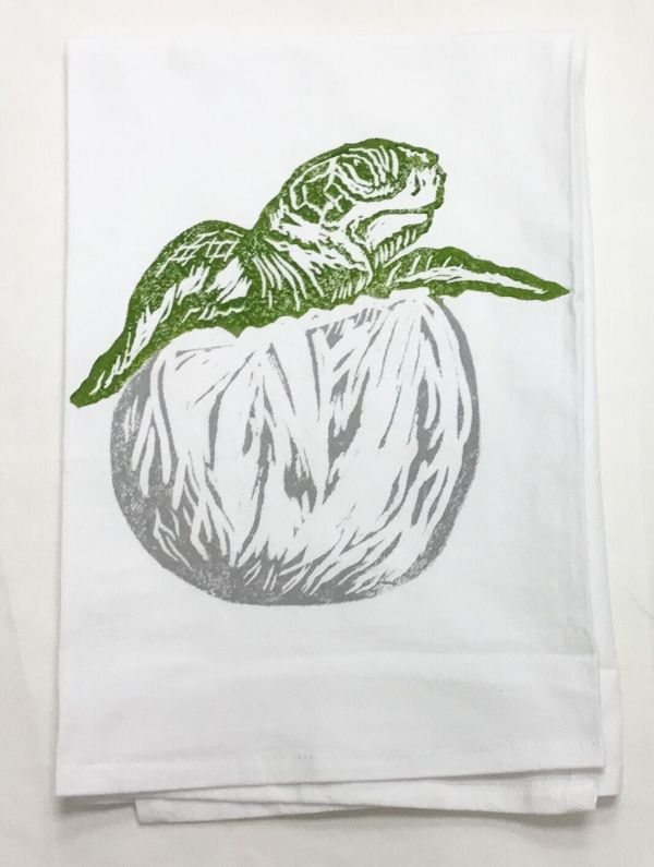 stanley the hatchling towel