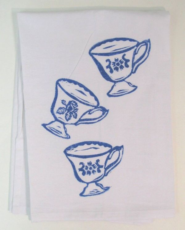 teacups towel 2