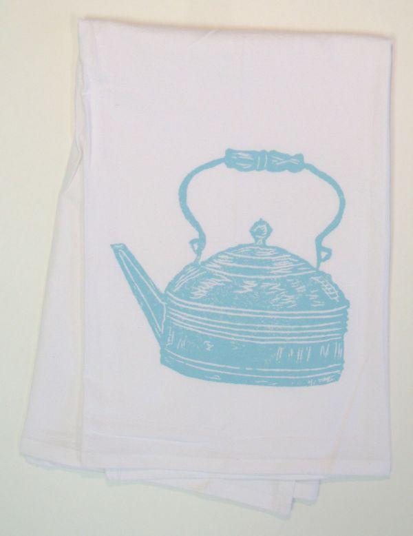 teapot towel