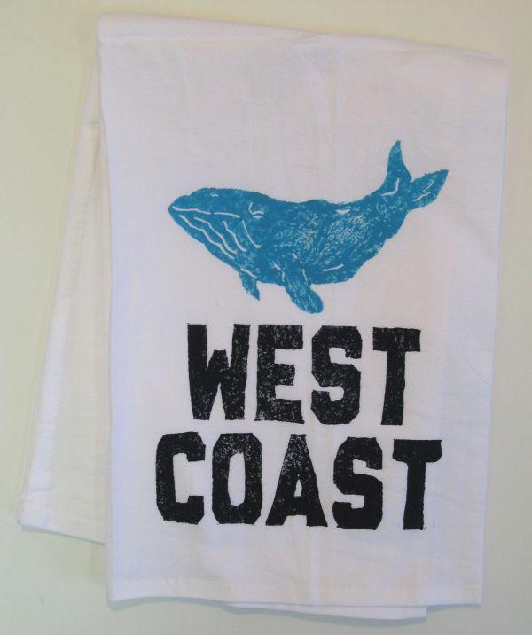 west coast towel