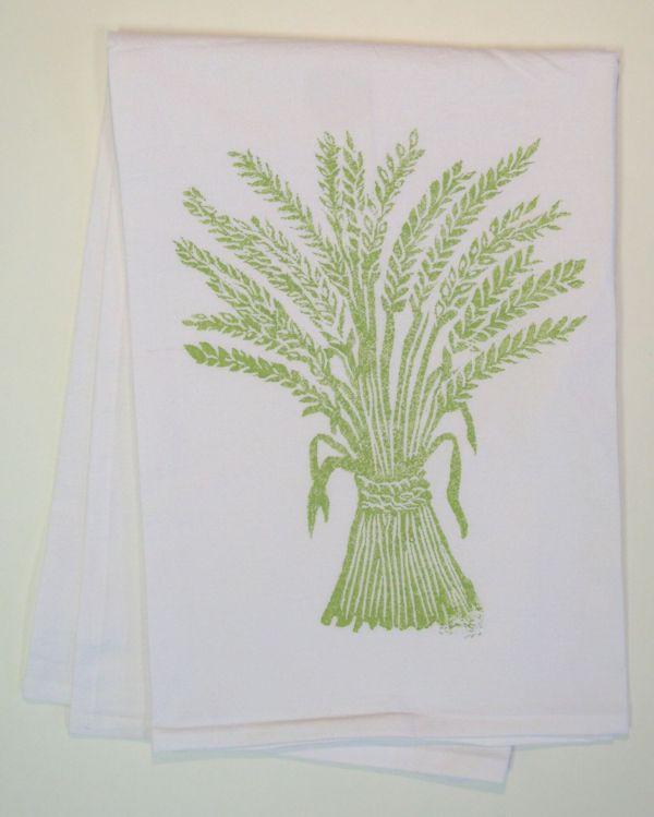 wheat bundle towel
