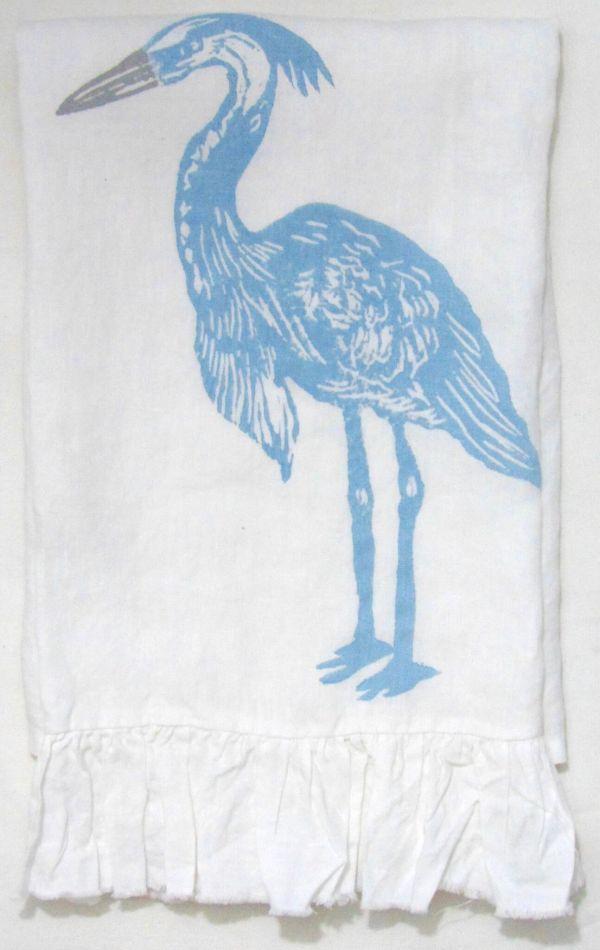 heron ruffle