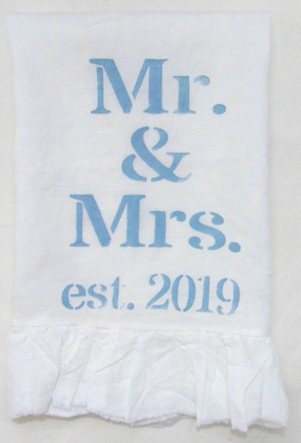 mr and mrs ruffled