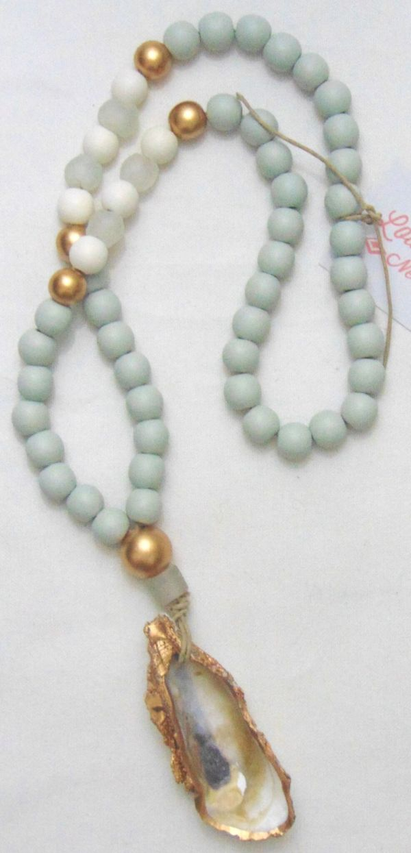 sea spray necklace