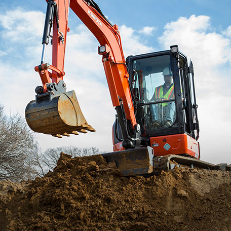 Construction Equipment - Low Country Kubota - Statesboro, GA