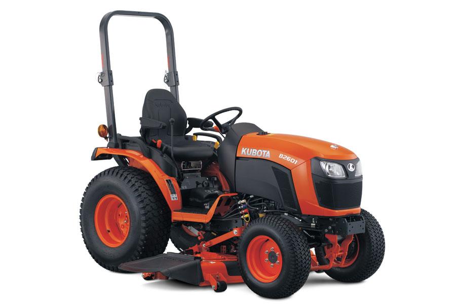 Kubota B2301/B2601 - Compact Tractor - Statesboro, GA