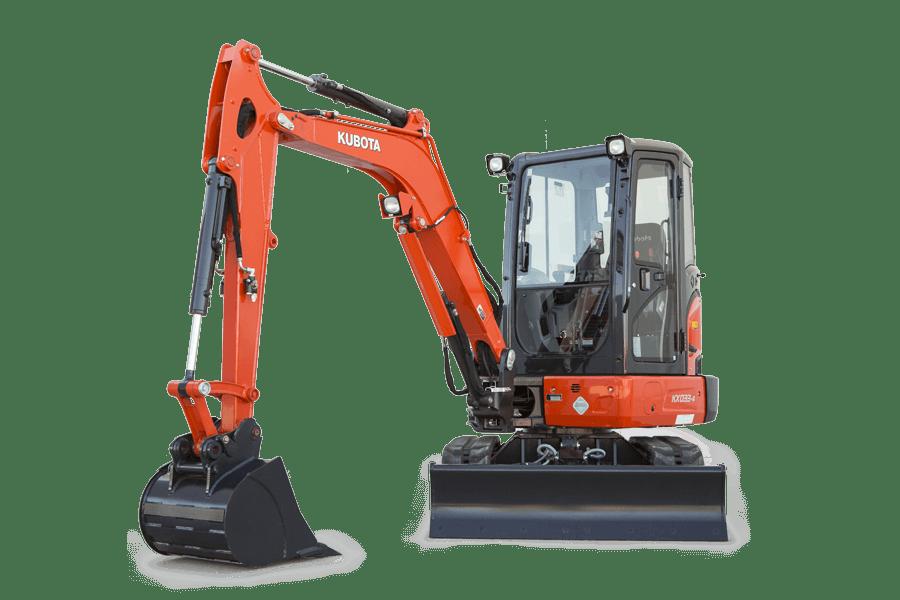 Kubota K Series Compact Excavator - Statesboro, GA