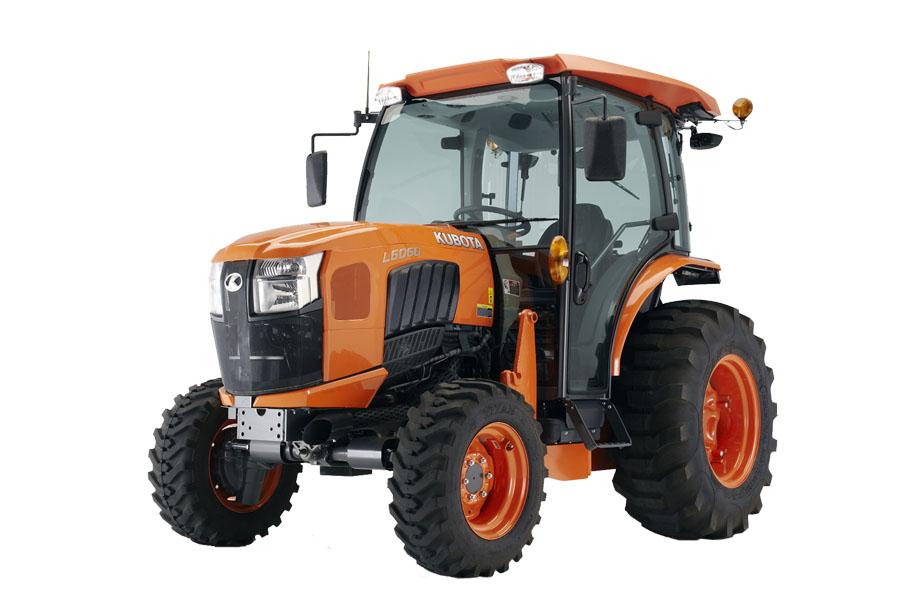 Kubota Grand L60 - Compact Tractor - Statesboro, GA