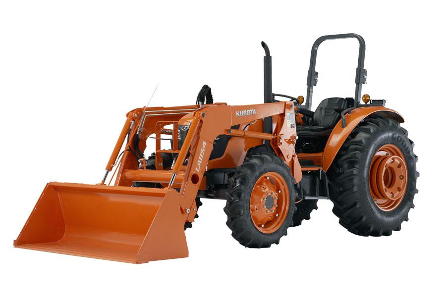 Kubota M60 Series - Utility Tractors - Statesboro, GA