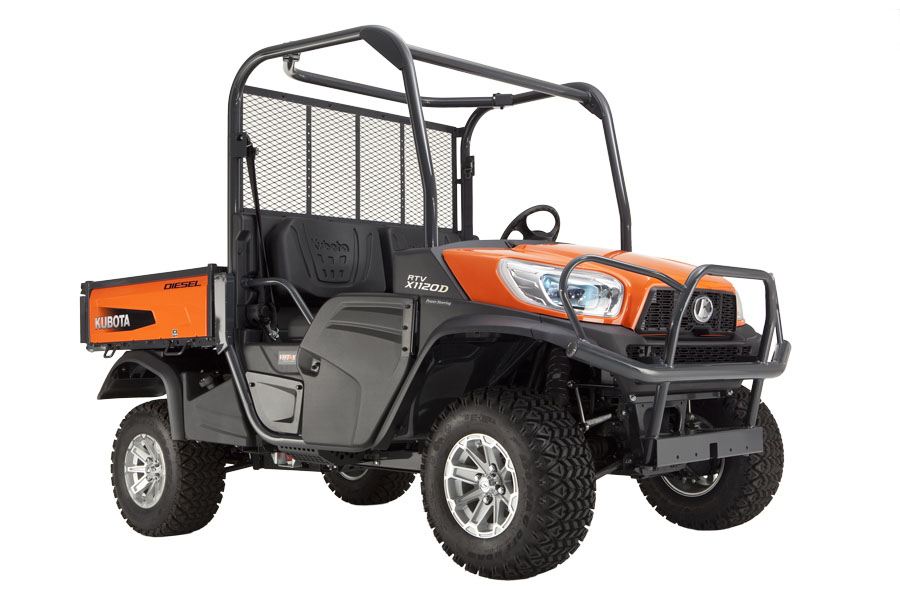 Kubota RTV-X1120 - Utility Vehicle - Statesboro, GA
