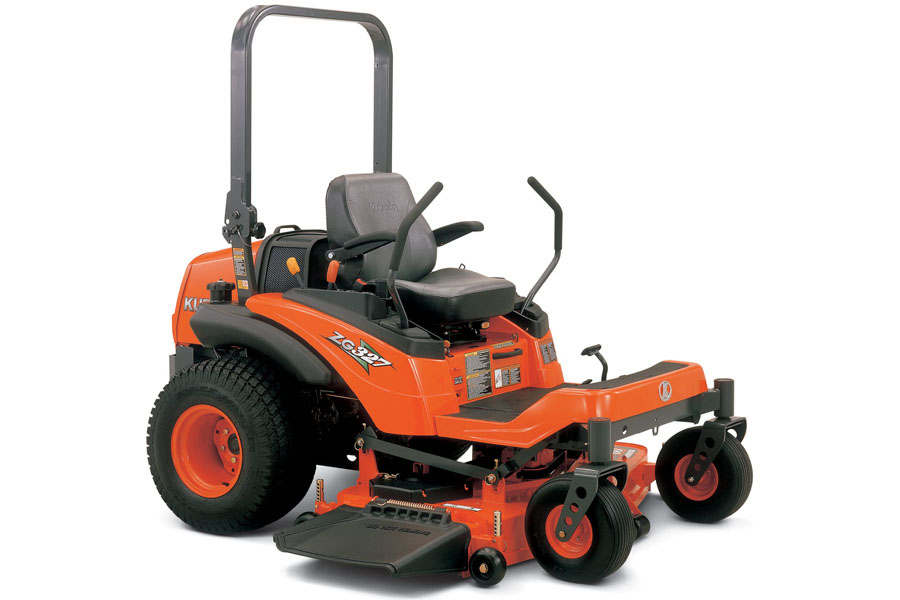 Kubota Z300 Series - Zero-turn Mowers - Statesboro, GA